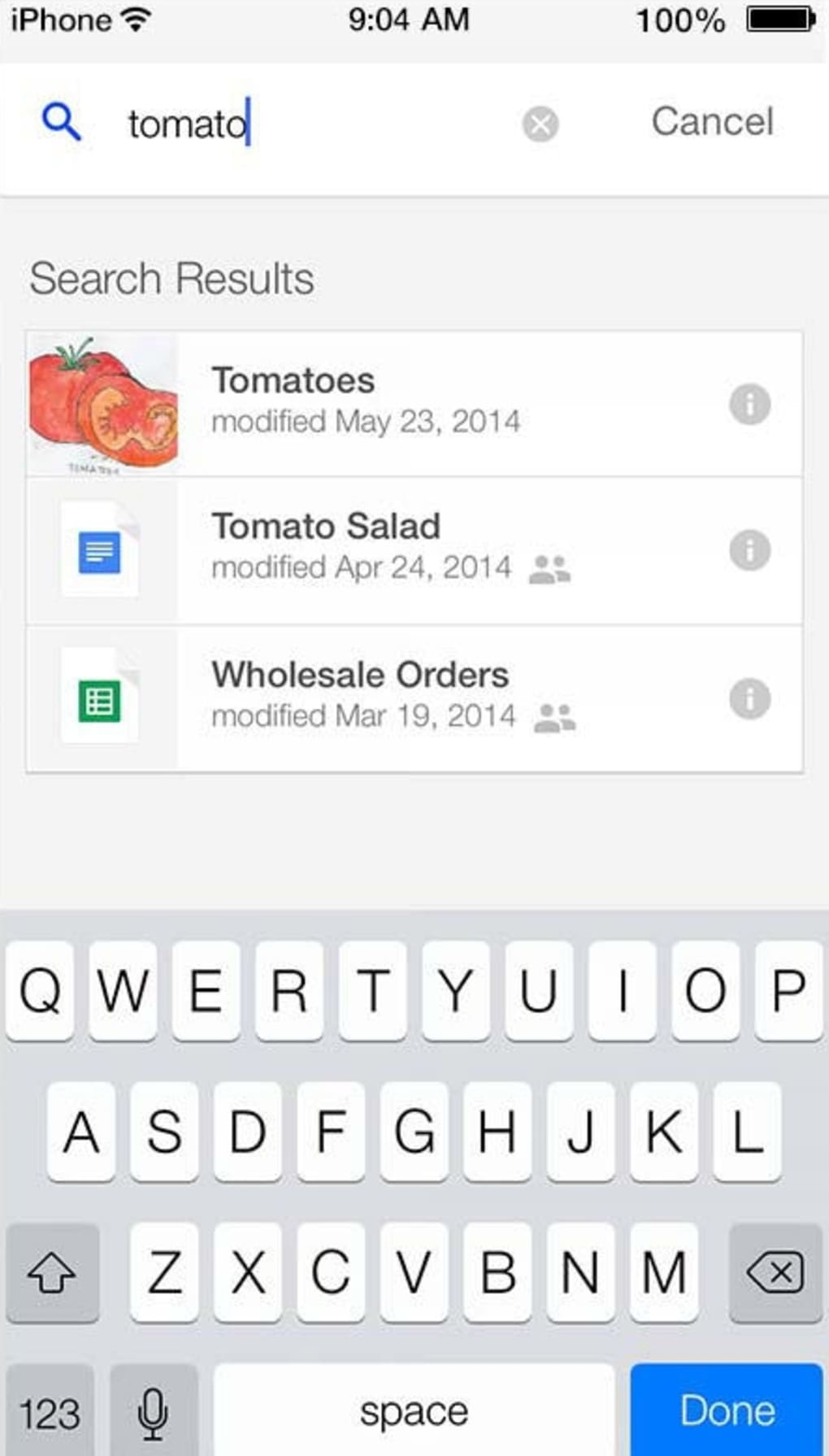Google Drive for iPhone - Download