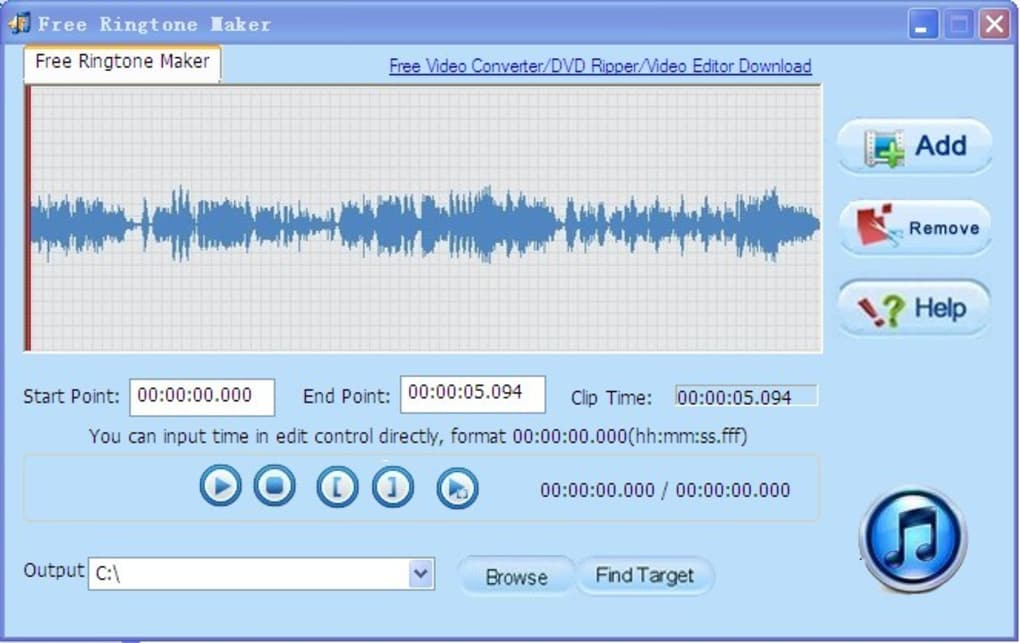 ringtone maker apk for pc