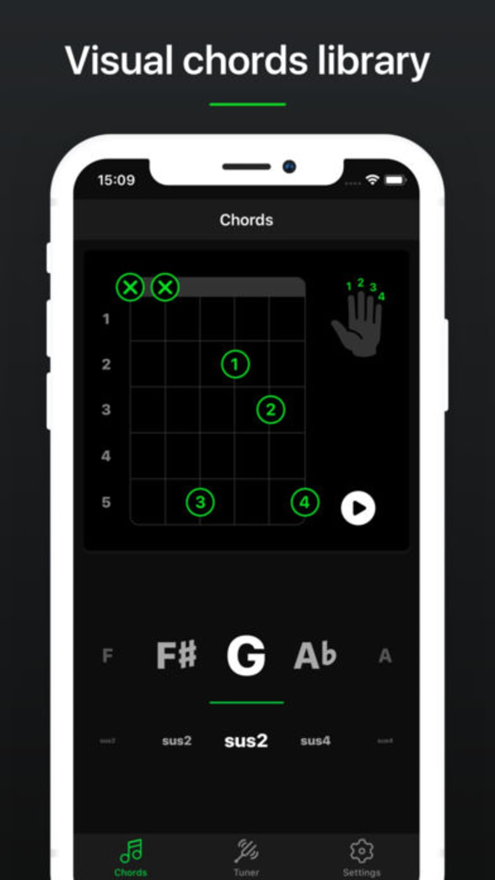 Guitar Tuner Pro Chords Tabs For Iphone Download