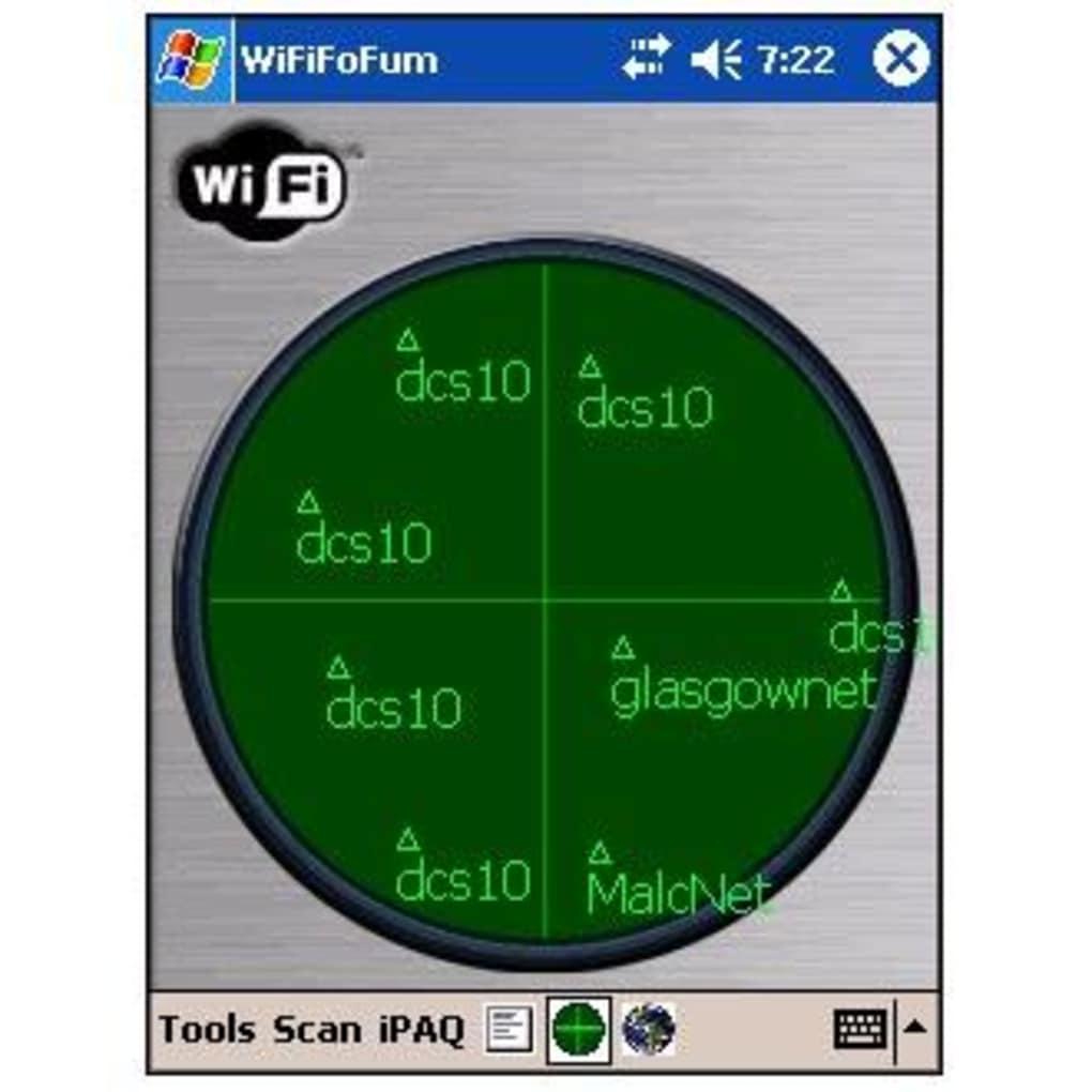wififofum pour pc gratuit