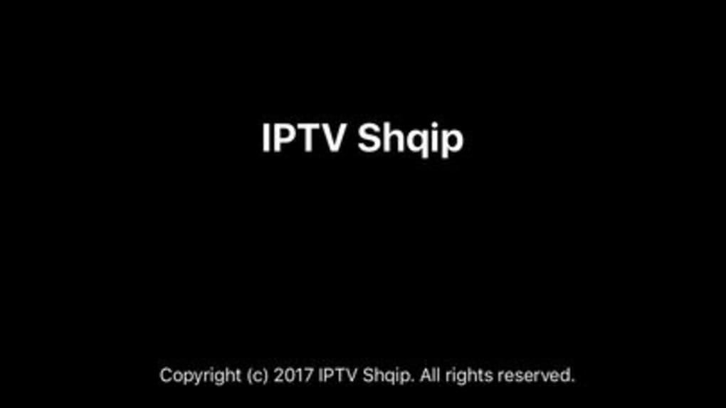 IPTV Shqip for iPhone - Download