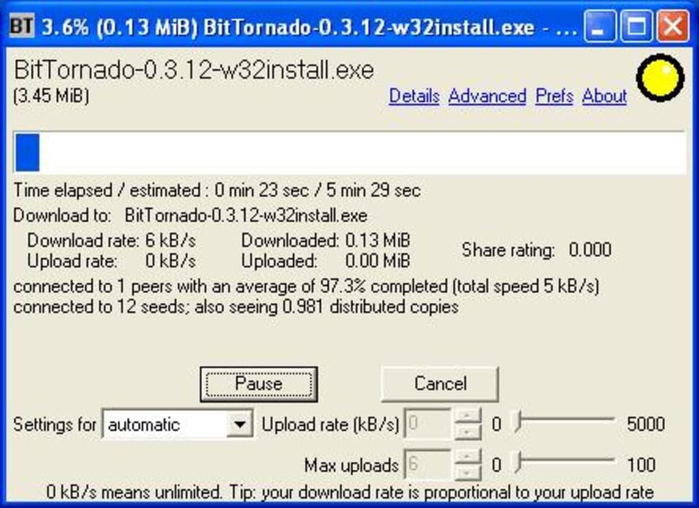Download free bittornado last version bestjfil.