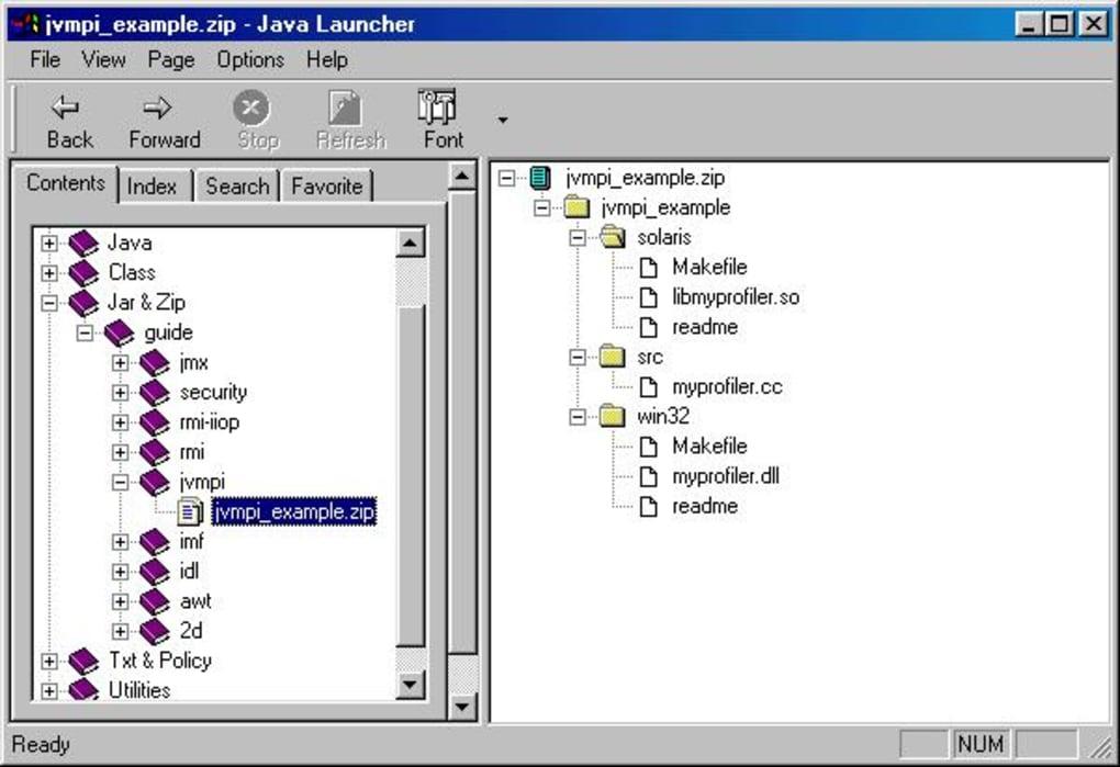 Java Launcher - Download