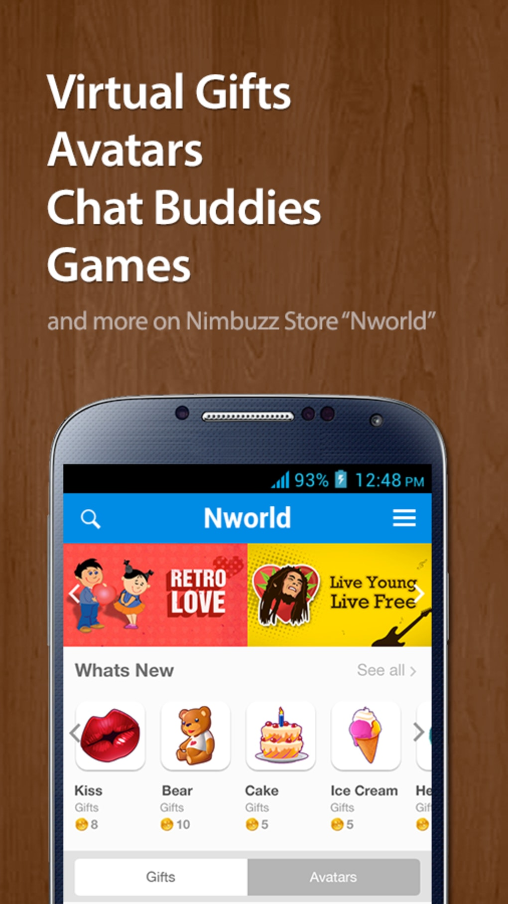 Nimbuzz messenger: amazon. Co. Uk: appstore for android.