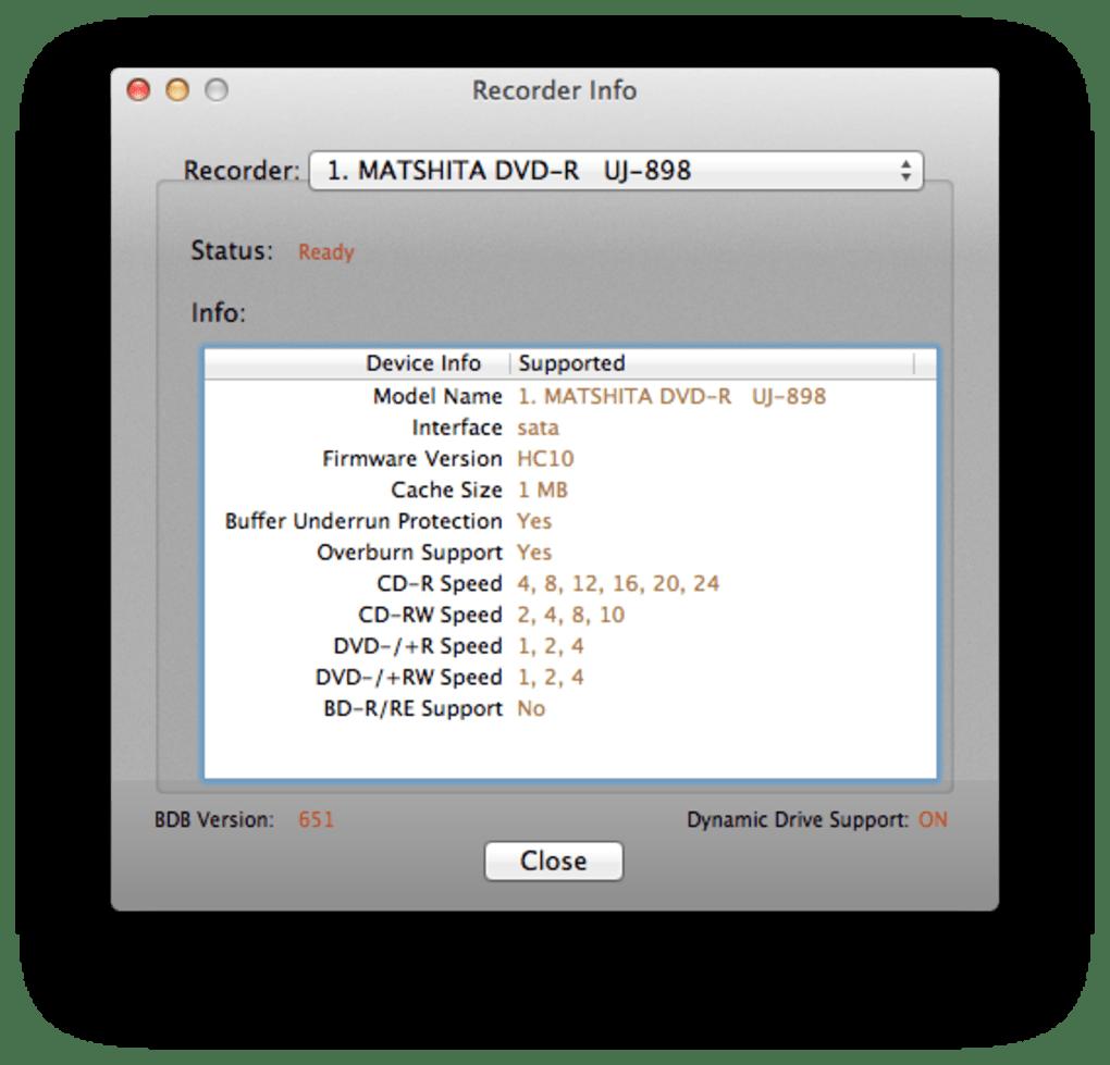 Dragon Burn para Mac - Descargar