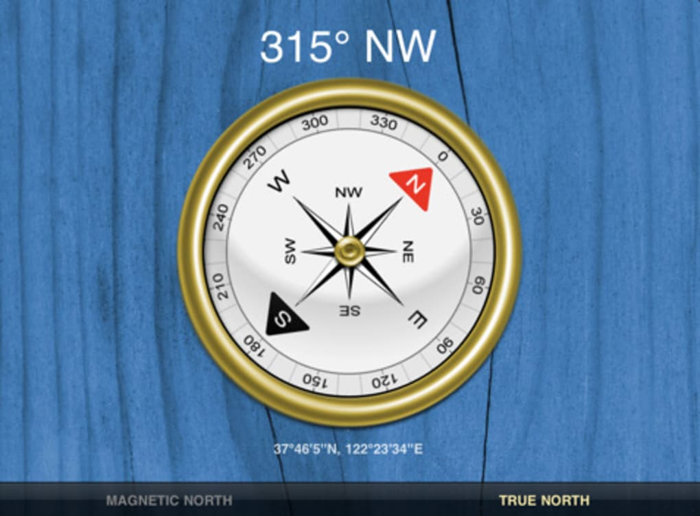 Compass for iPad for iPhone - Download