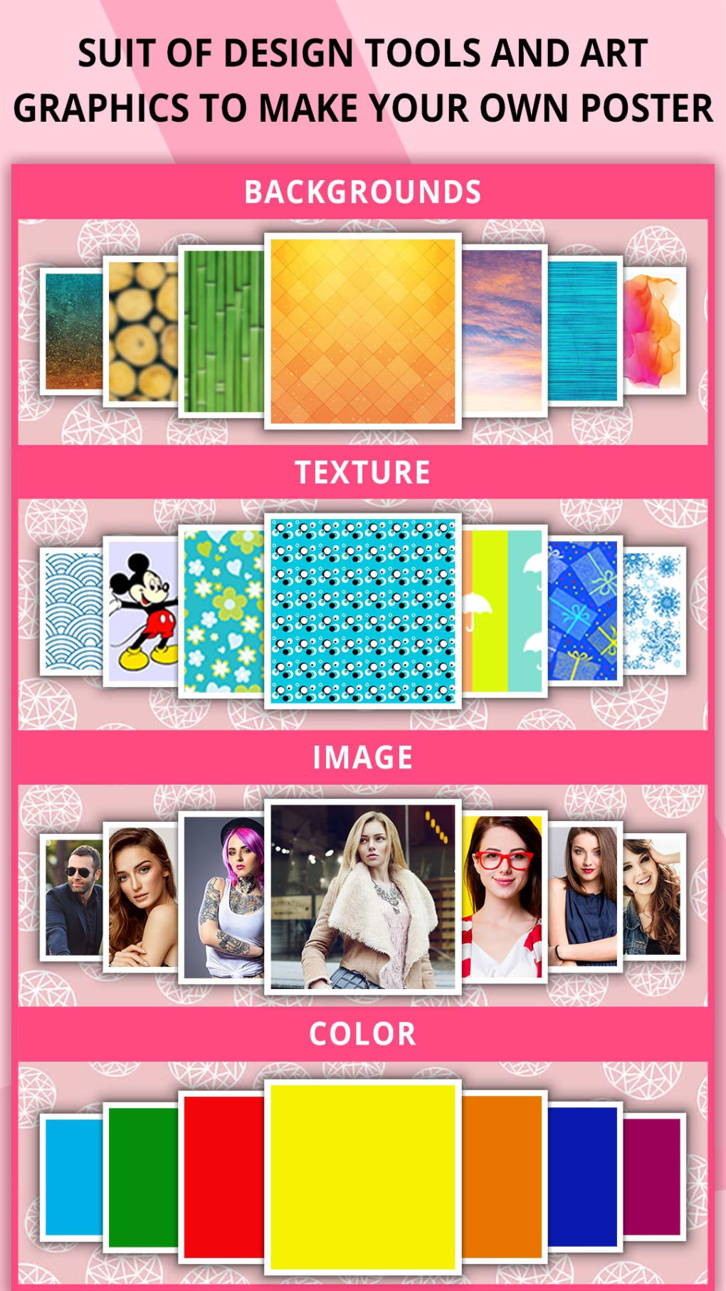 poster maker flyer designer ads page designer download