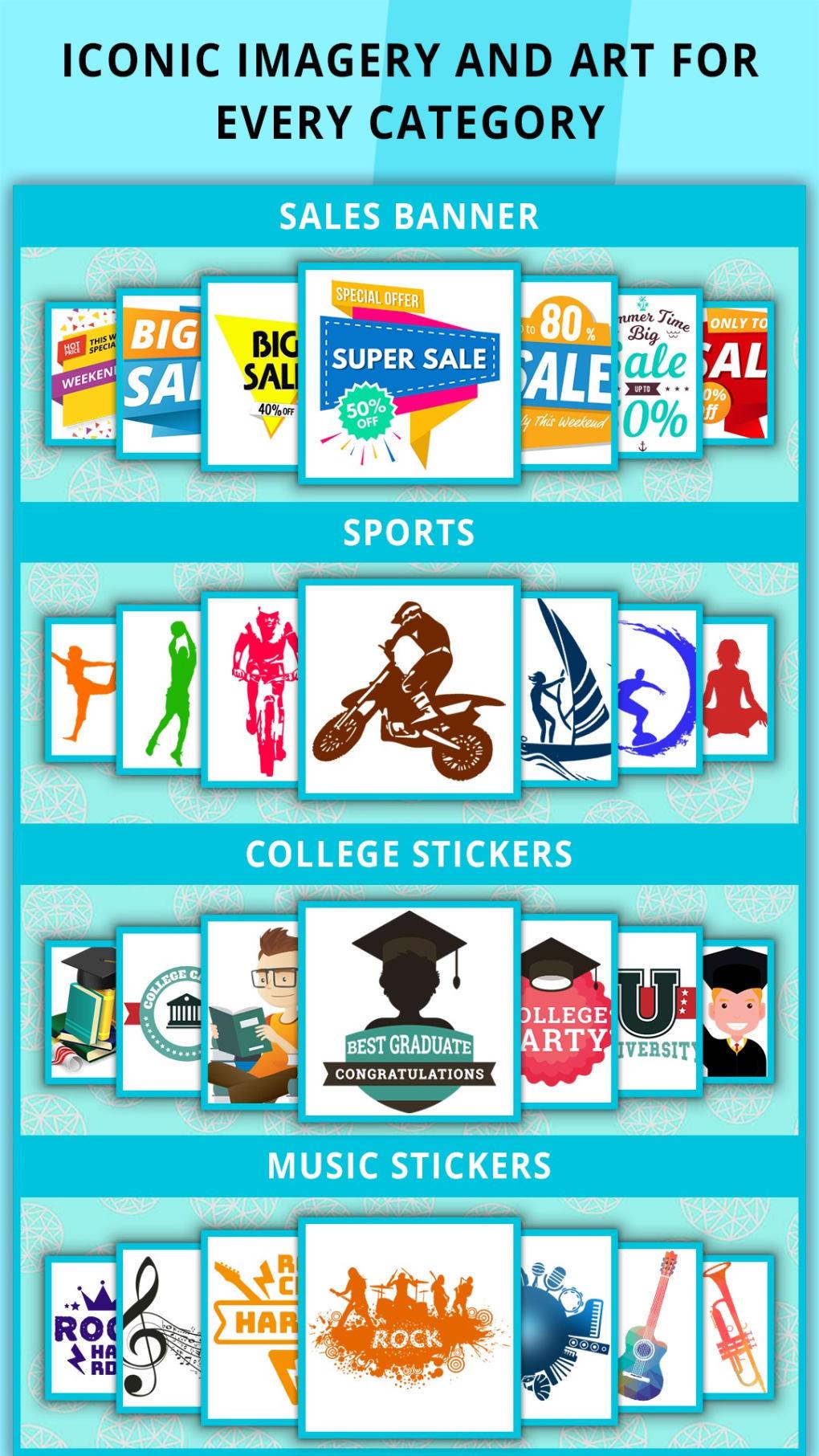Poster Maker Flyer Designer Ads Page Designer Download