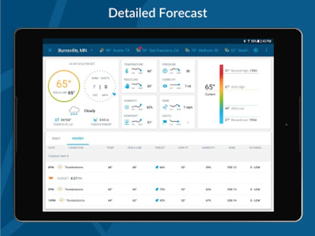 Operations Dashboard for Android - Download