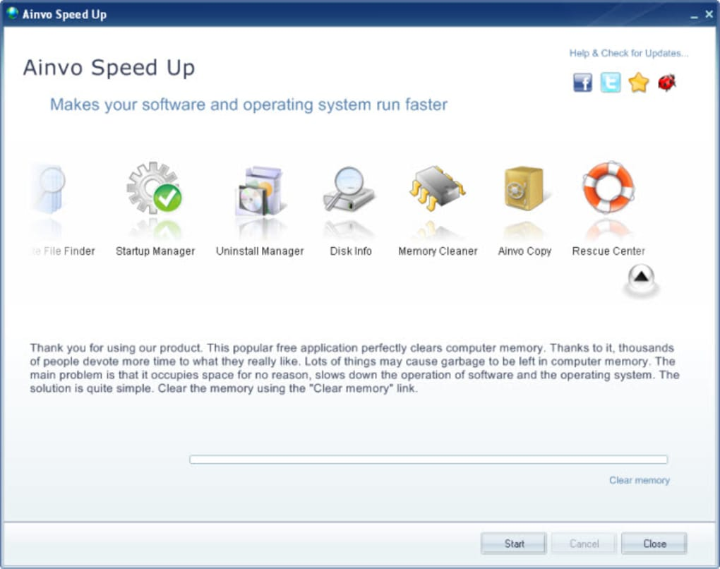 Ainvo speed up download - Finestre popup bloccate ...