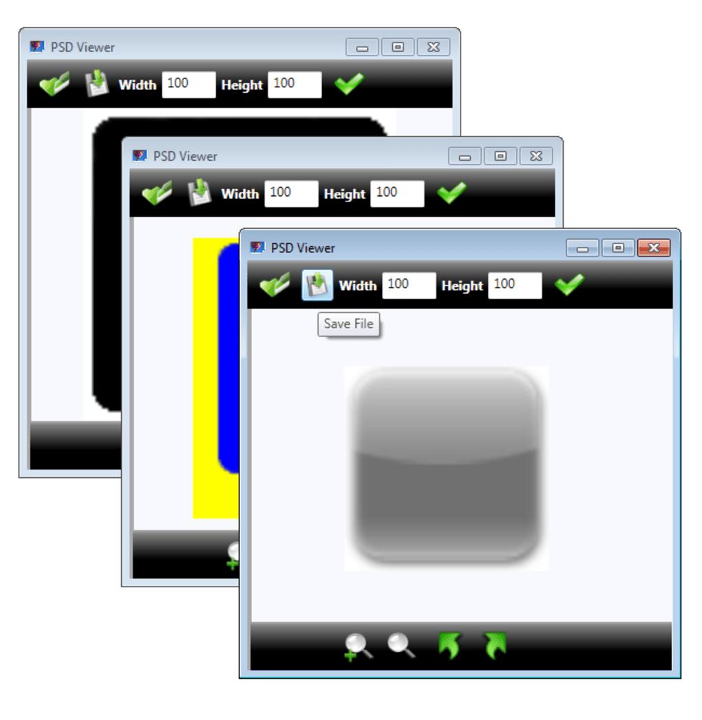 PSD Viewer - Download