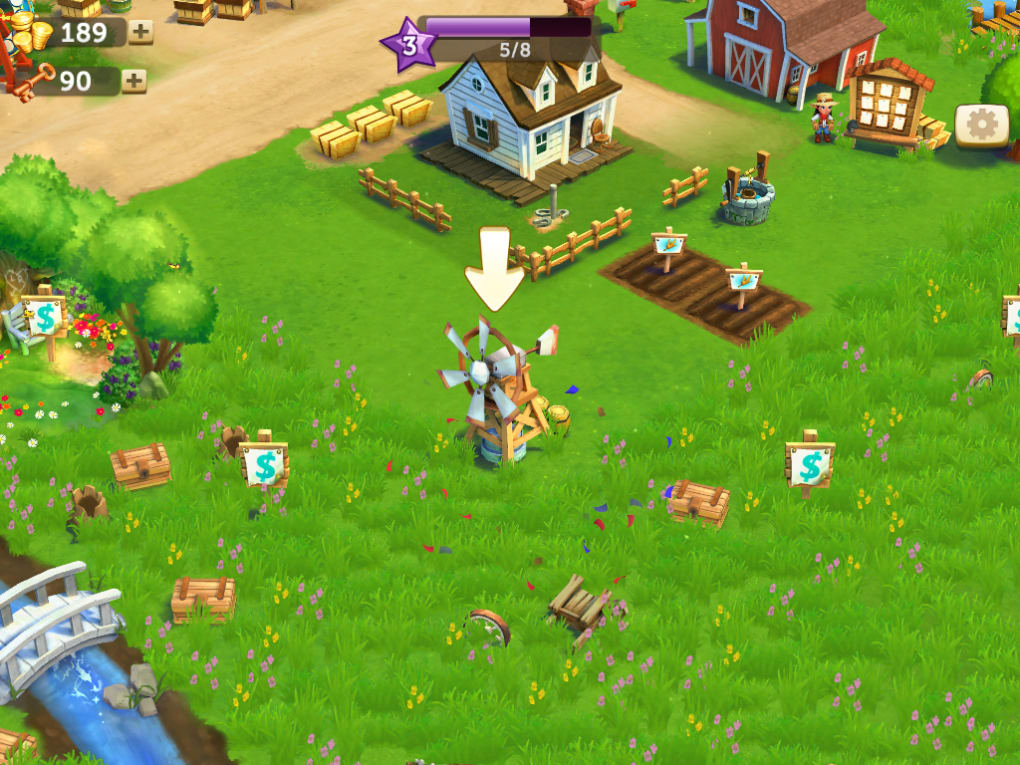 ESCAPADE APK RURALE FARMVILLE TÉLÉCHARGER 2