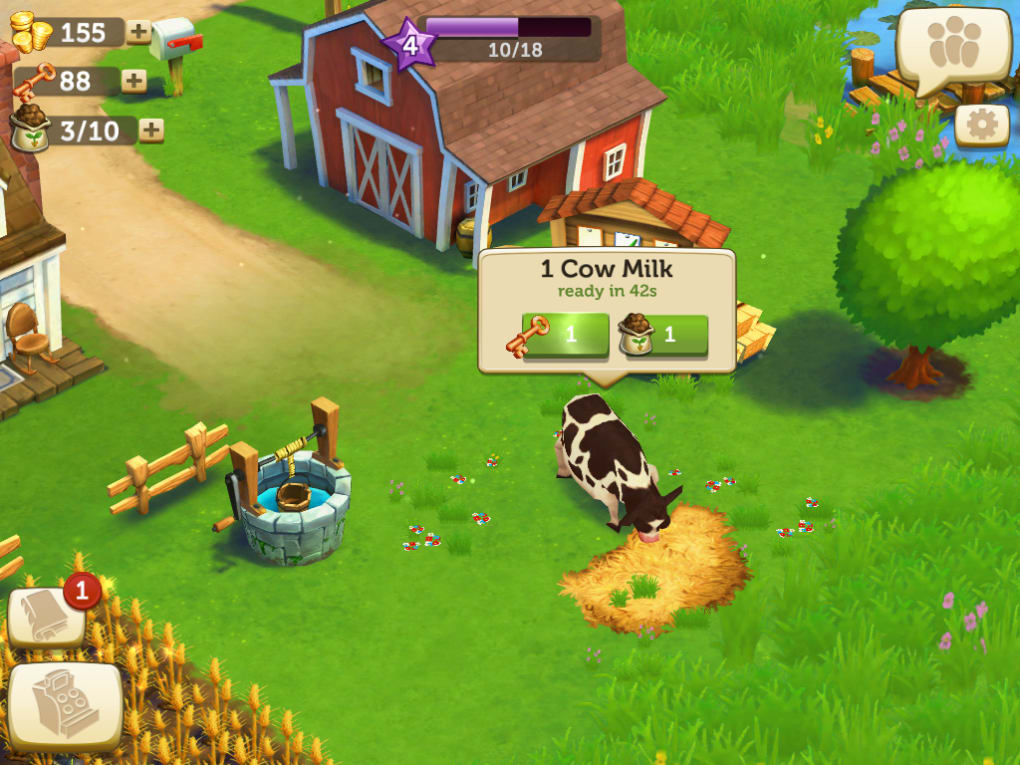 farmville escapade rurale