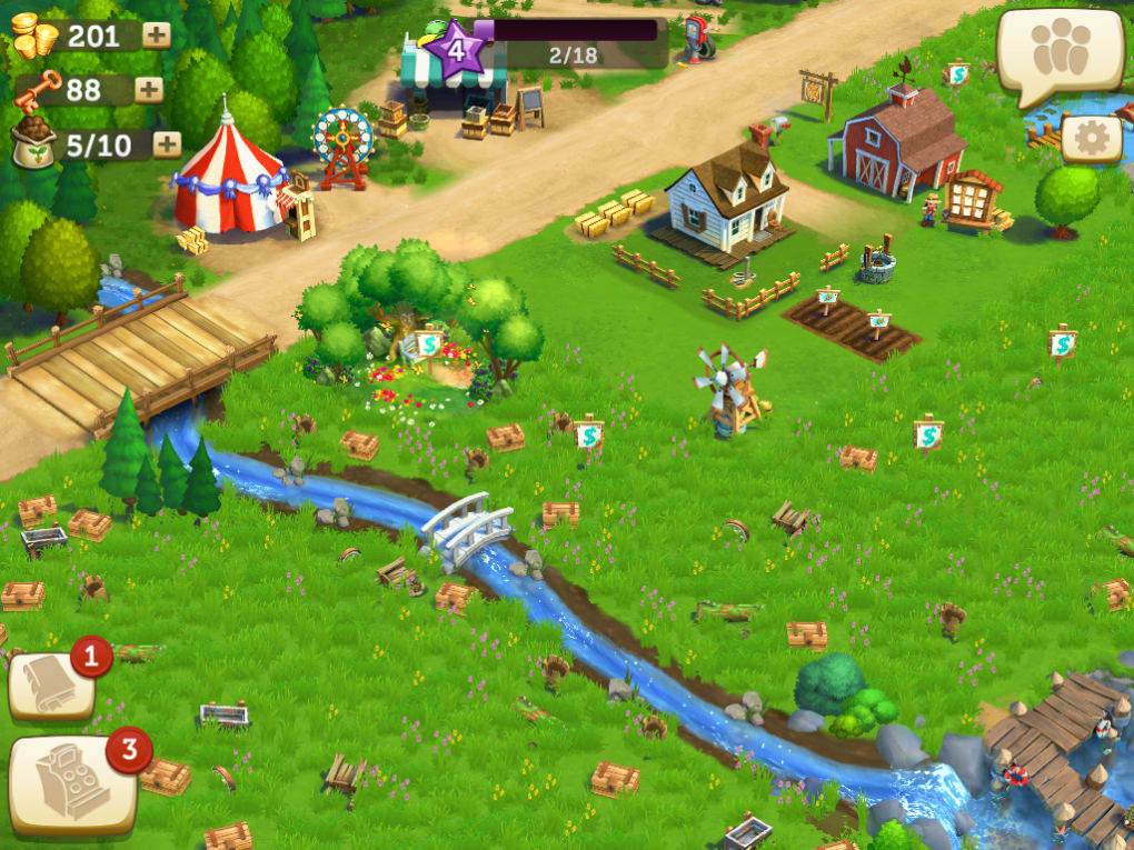 farmville 2 escapade rurale gratuitement