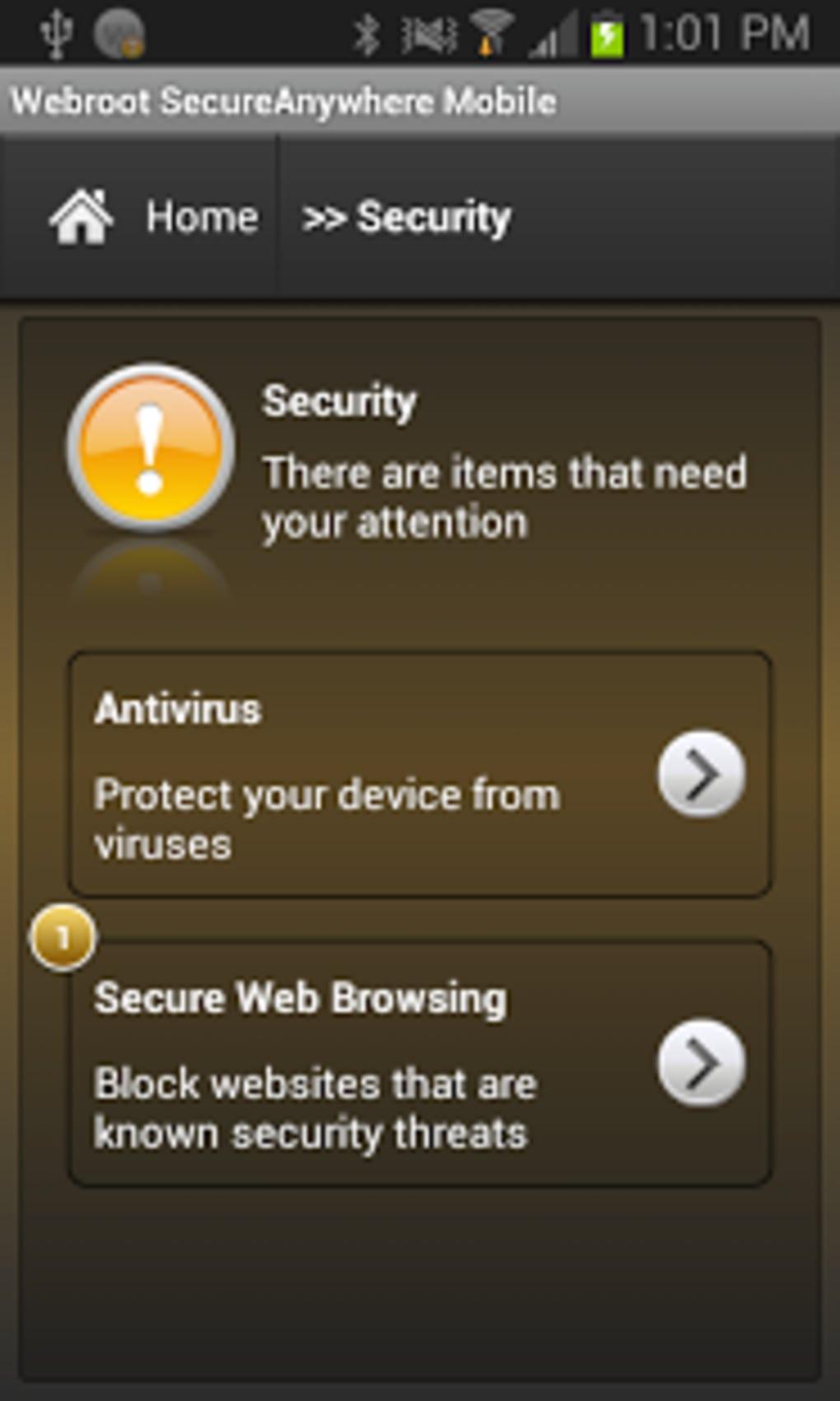 webroot antivirus free download