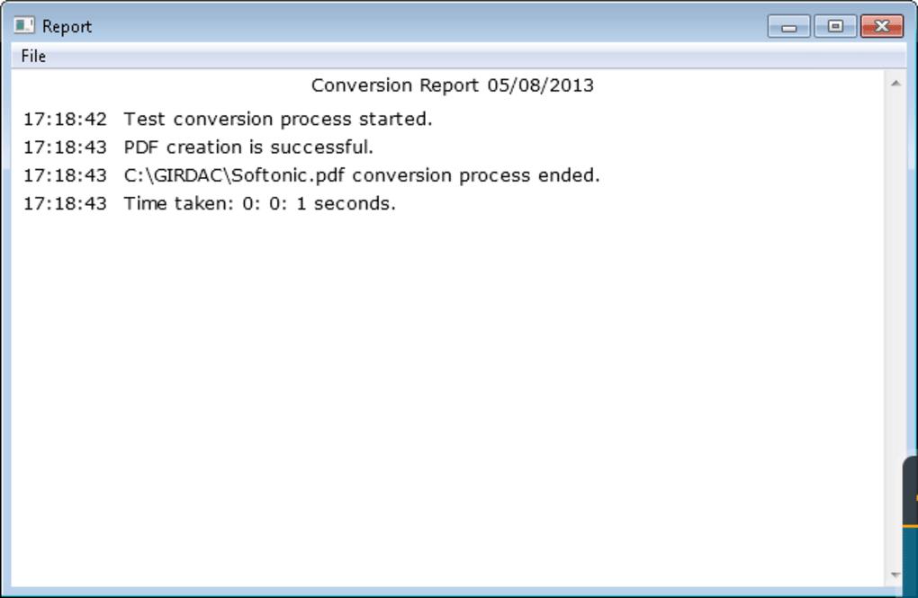 GIRDAC Free PDF Creator - Télécharger
