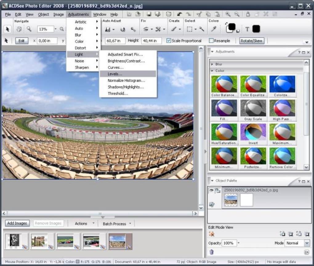 Home Design 3d Para Windows 7: ACDSee Photo Editor