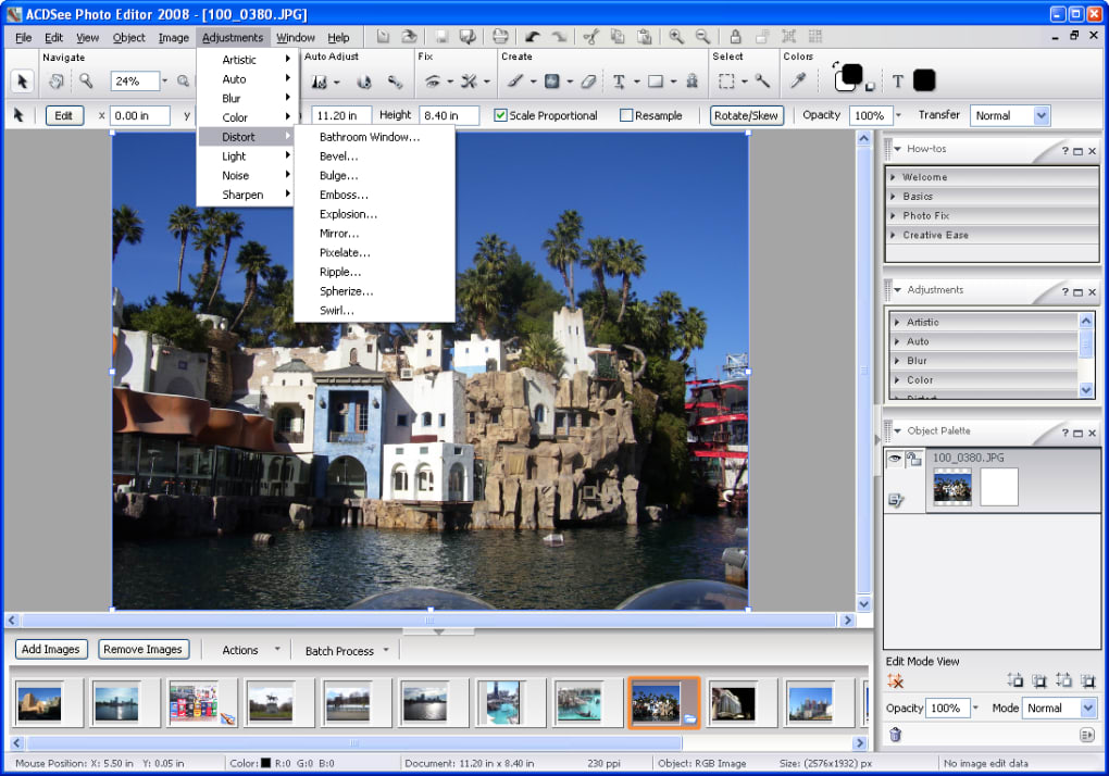 ACDSee Photo Editor 10 - Free download and software ...