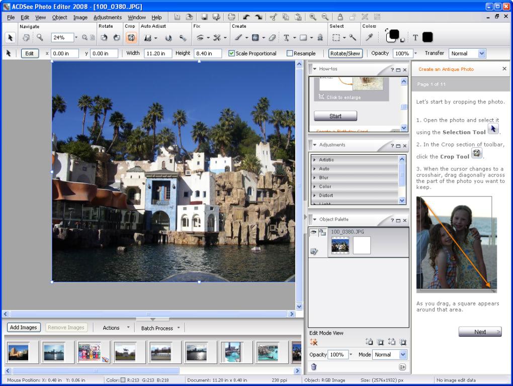 acdc fotoprogramm