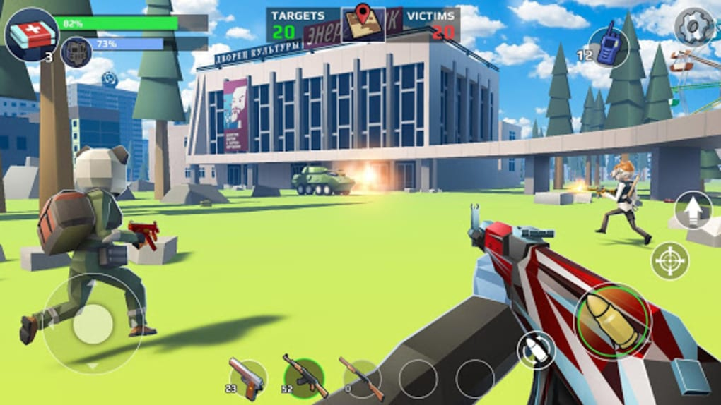 Battle Royale: FPS Shooter for Android - Download