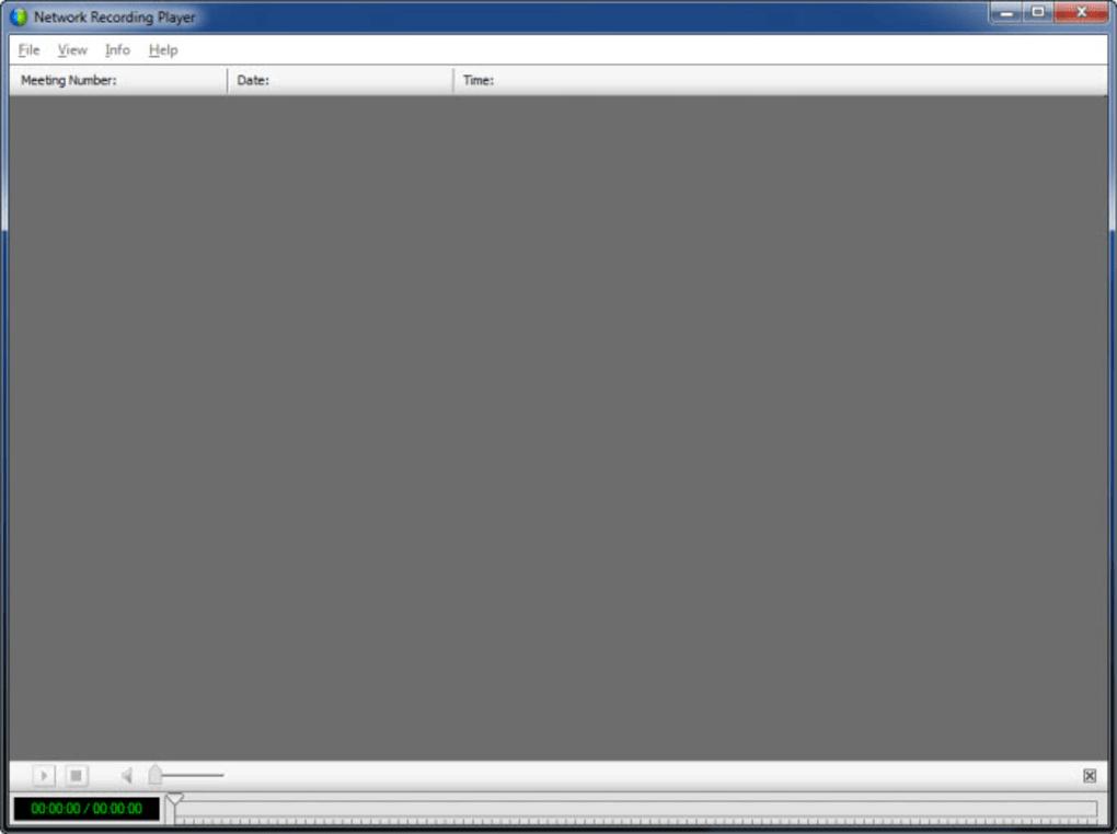 webex editor 3.17