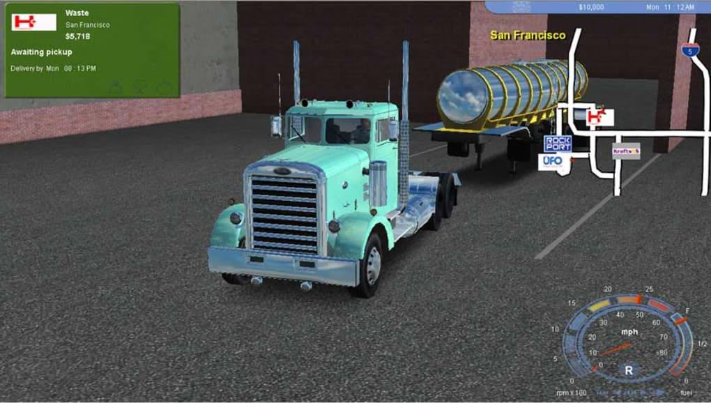 18 wheels of steel haulin brasil completo gratis softonic