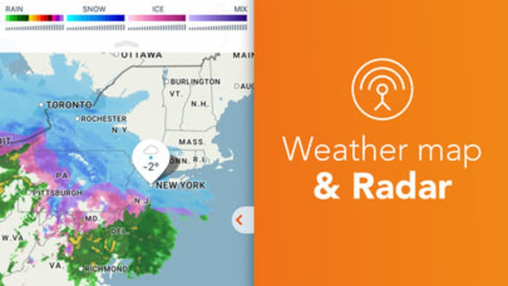 Weather Radar Accuweather For Iphone Download