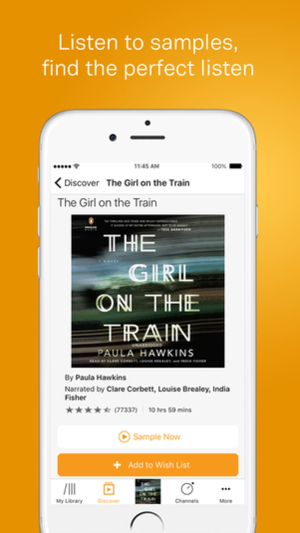 Audible – audio books, original series & podcasts for iPhone - Download