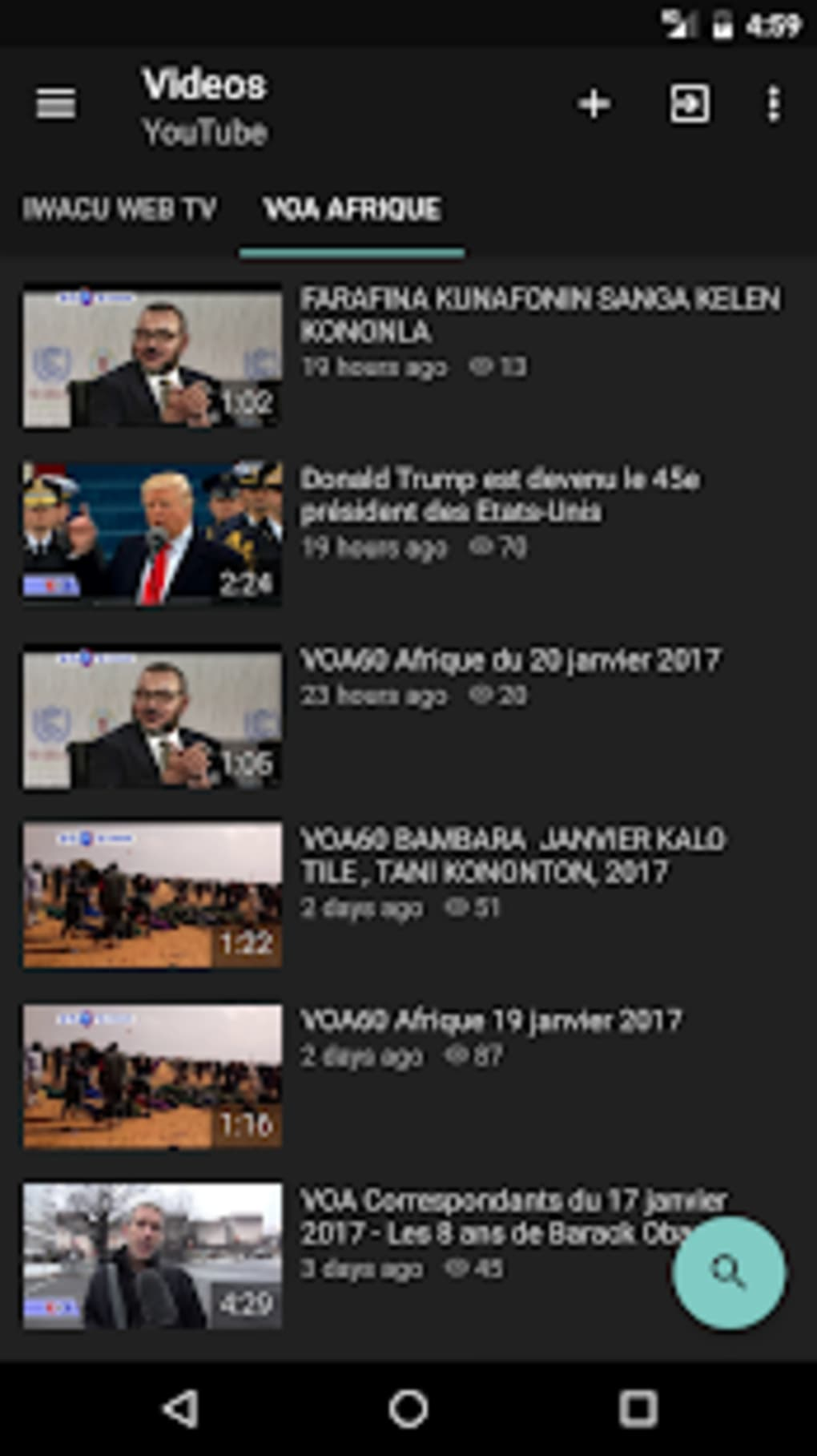Burundi News Kurasa Apk For Android