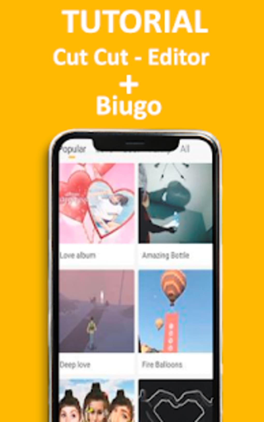 Guide Biugo Cut Cut Editor Video Magic for Android - Download