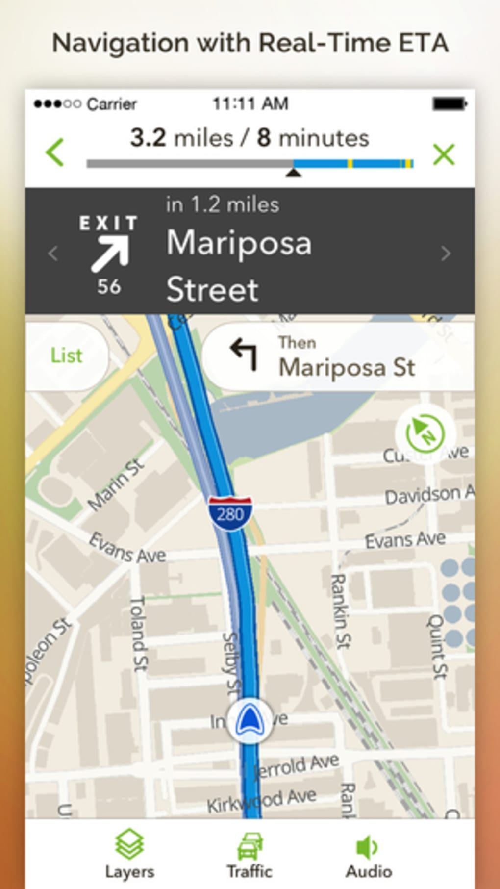 MapQuest for iPhone - Download