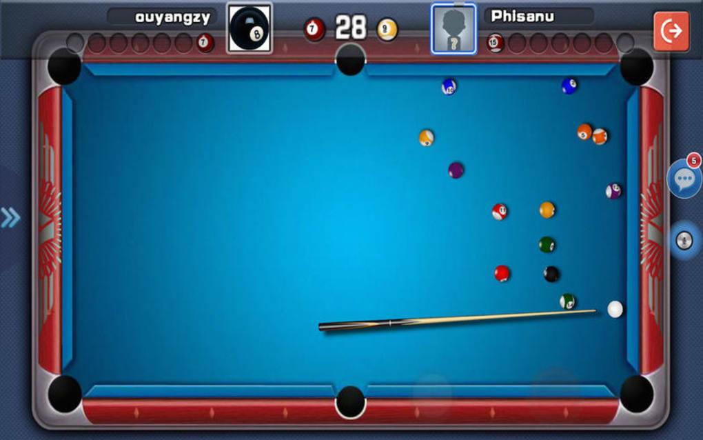 Snooker Online Multiplayer