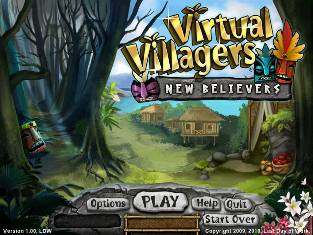Virtual Villagers 5