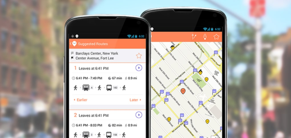 Moovit for Android - Download