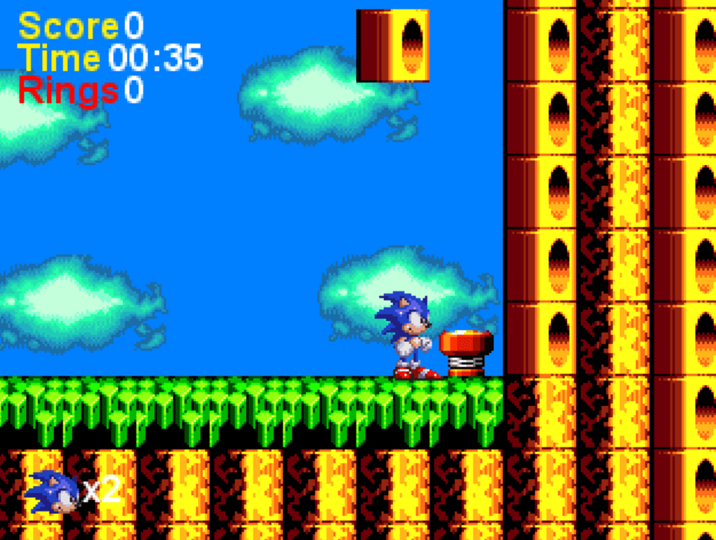 Sonic the hedgehog game free download for pc