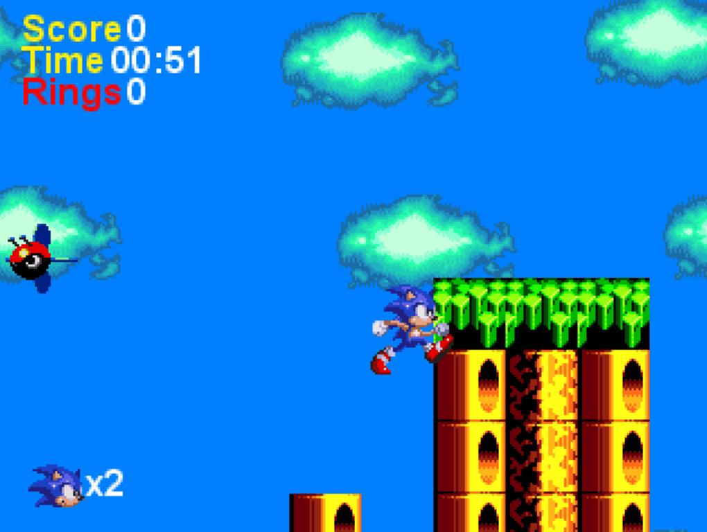 Sonic The Hedgehog Download