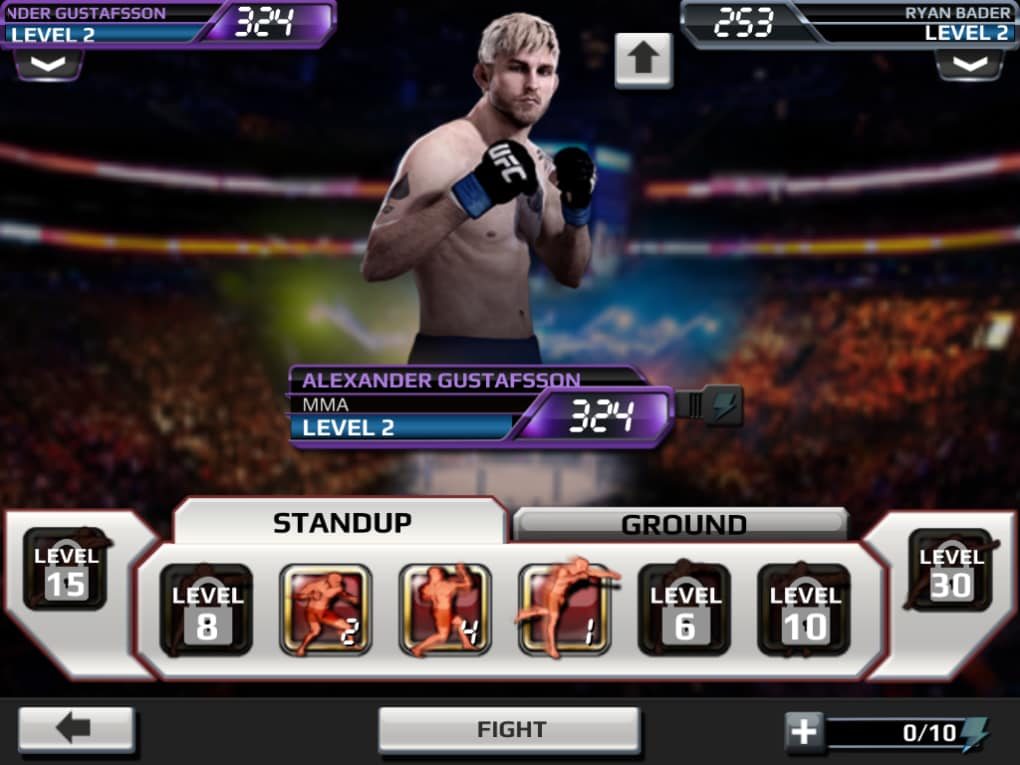 ufc games for pc free download
