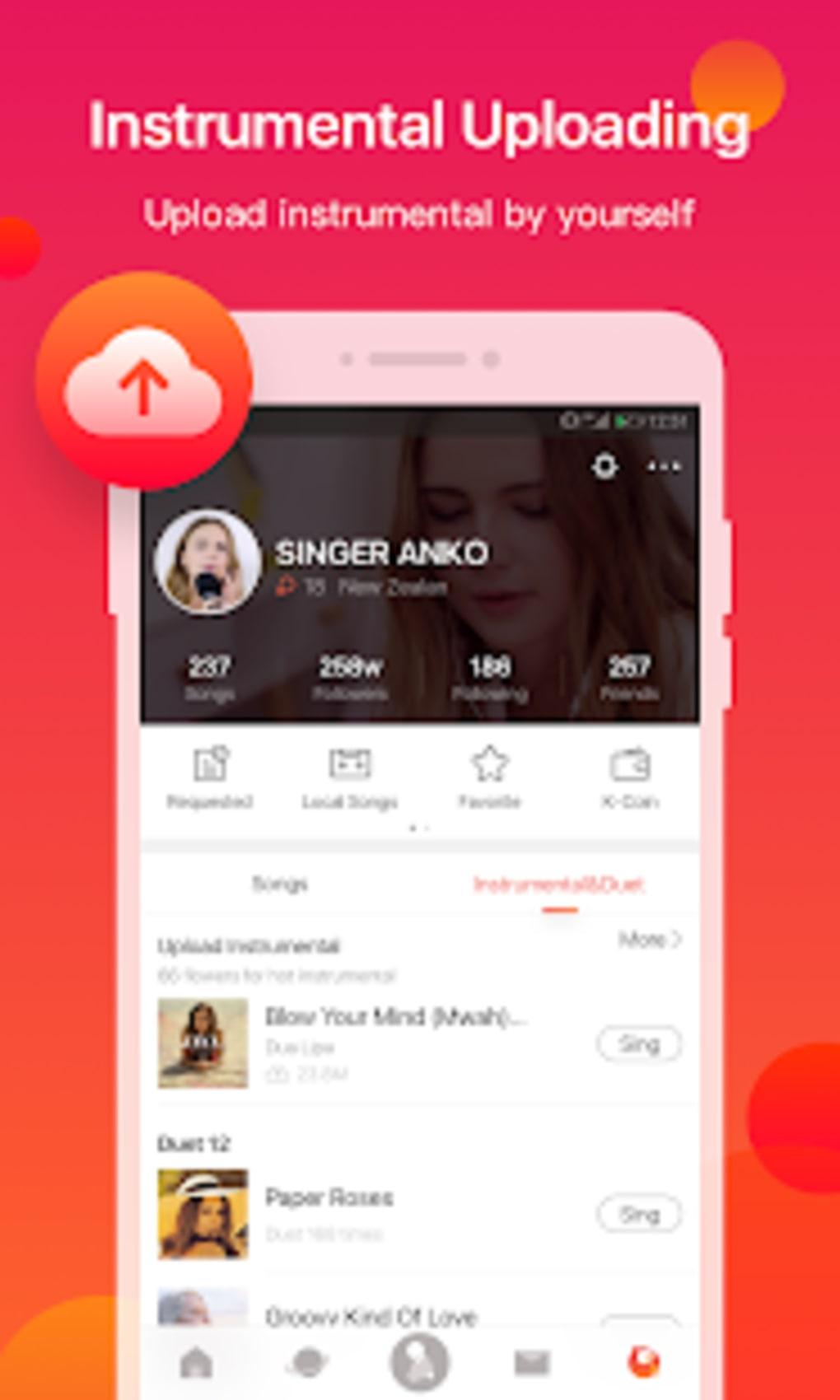 WeSing Sing Karaoke Karaoke Record Sing Song for Android