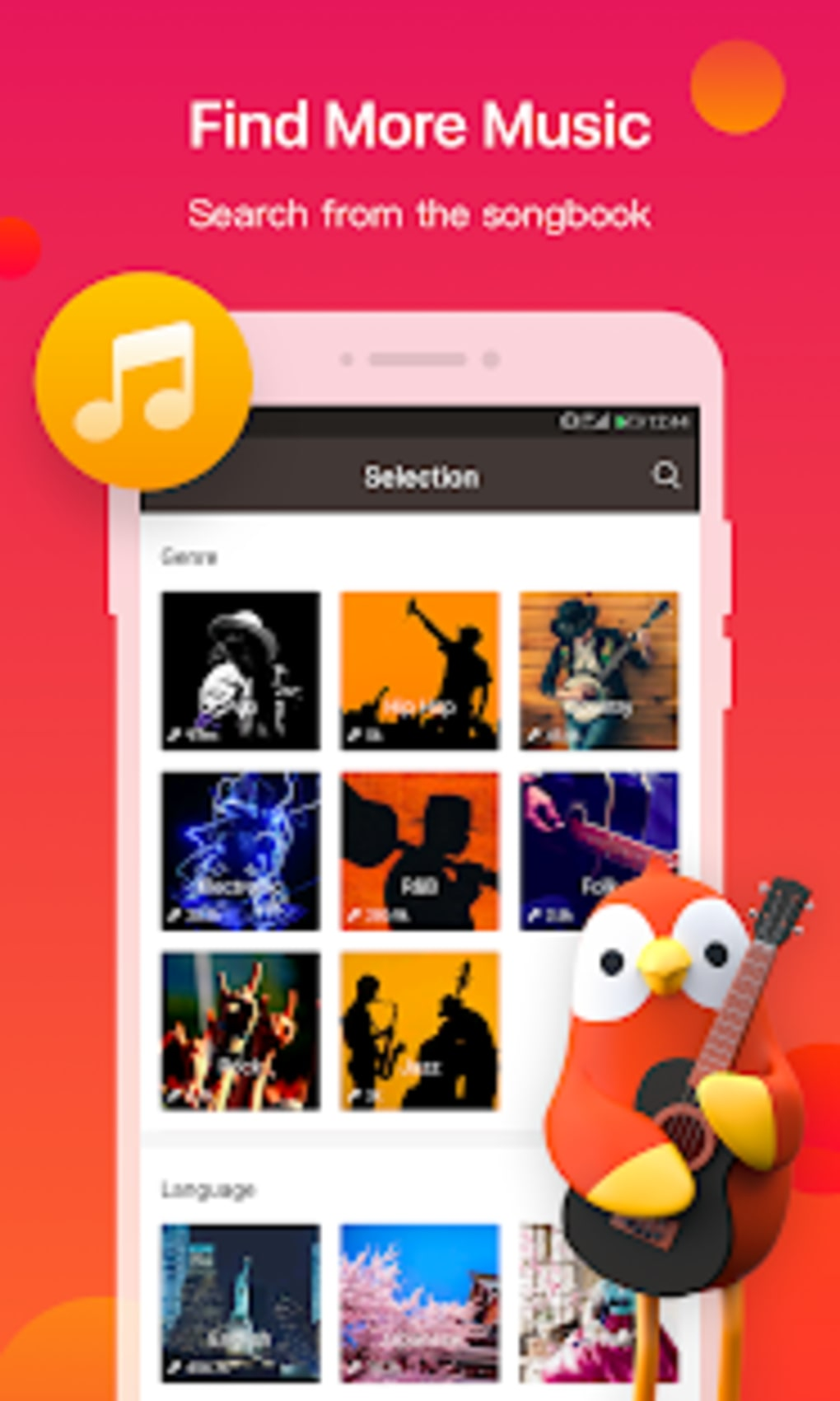 WeSing Sing Karaoke Karaoke Record Sing Song for Android - Download