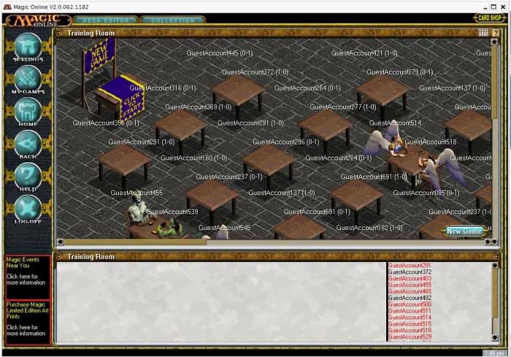 Kunena :: Topic: magic the gathering arena download (1/1)