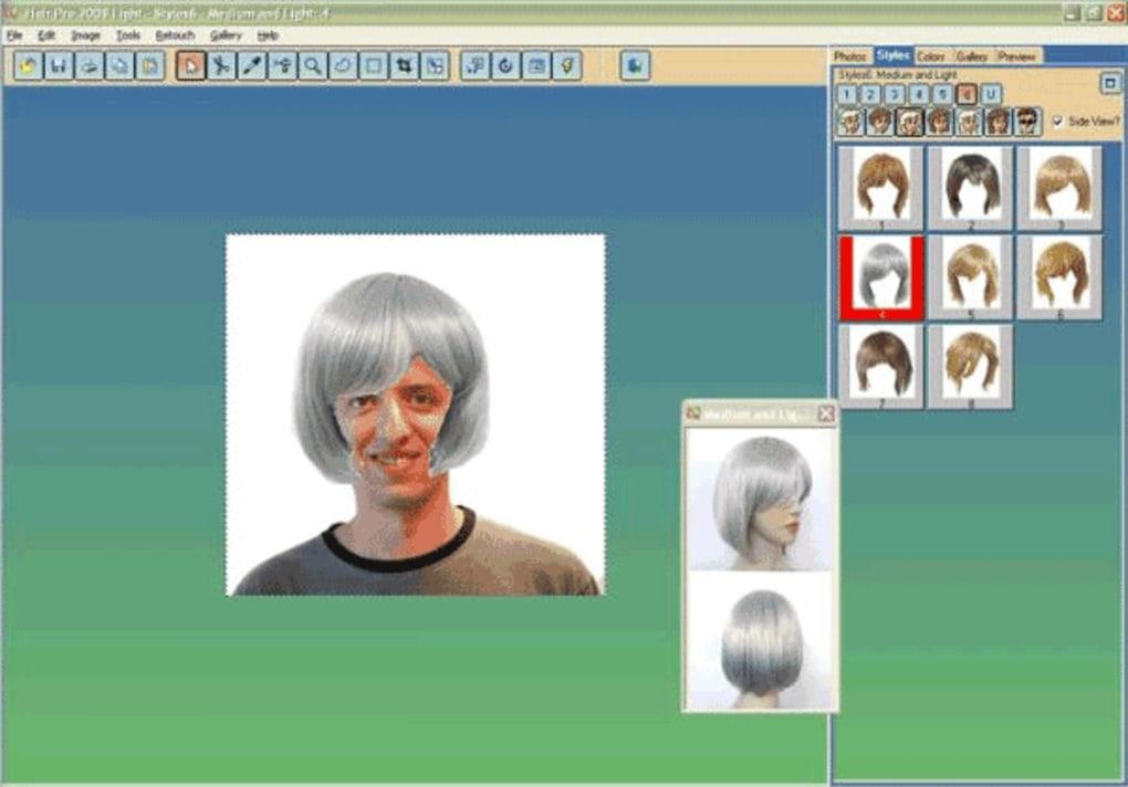 hair pro 2005 light 10.0.0