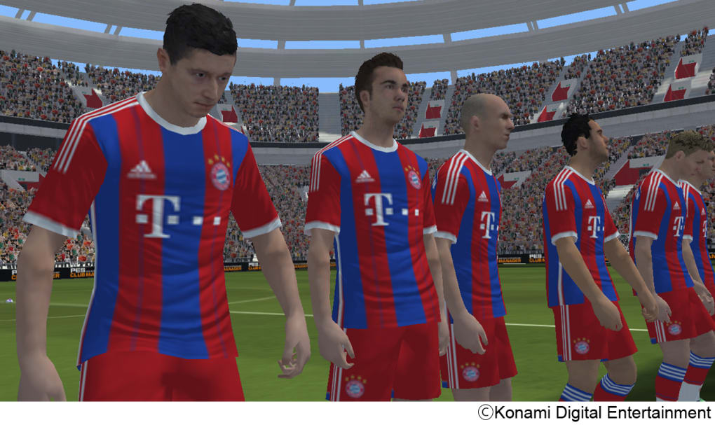 PES Club Manager for iPhone - Download
