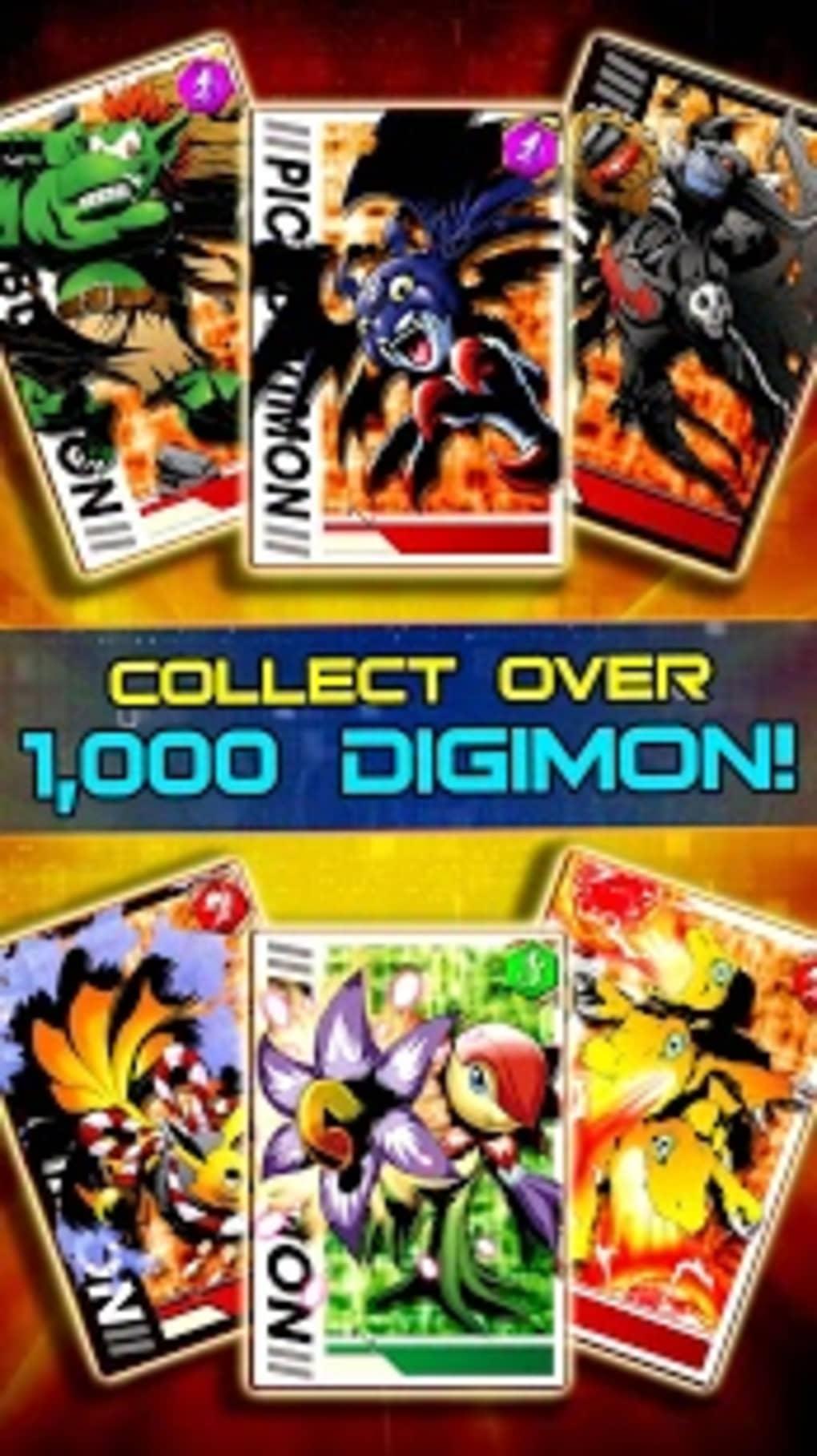 digimon heroes download