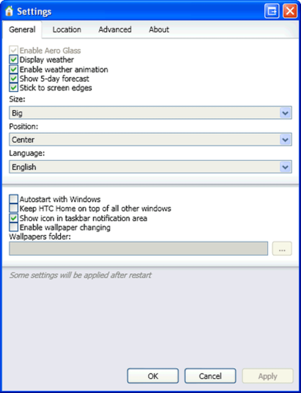 Q's tech spot: htc weather widget for windows.