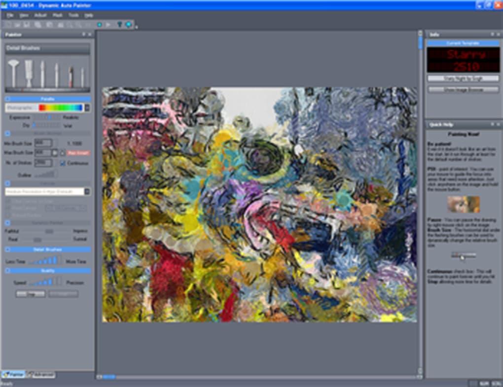 Dynamic Auto-Painter - Download