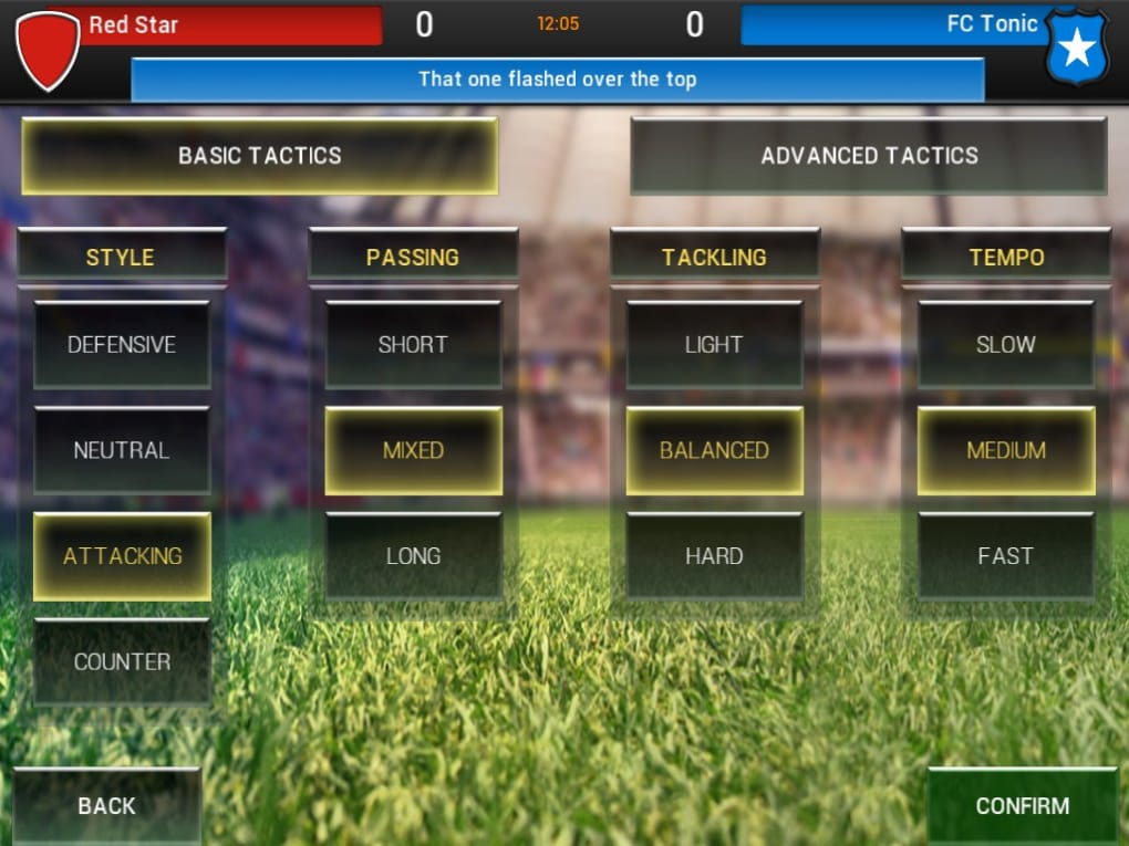 Championship Manager: All-Stars for iPhone - Download