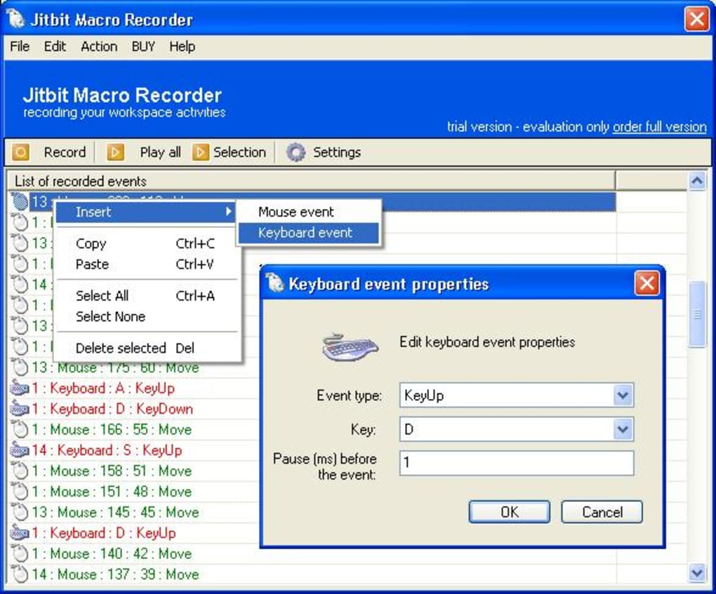 Macro Recorder - Download