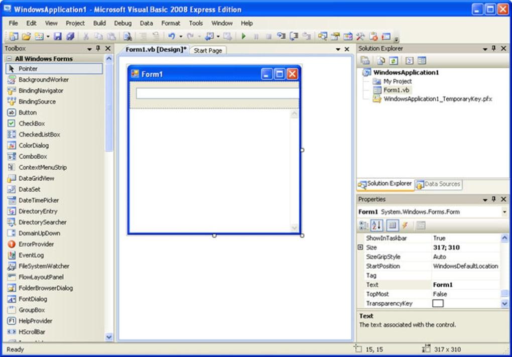 Microsoft Visual Basic - Download