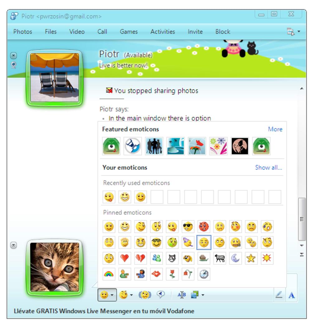 messenger 8.0 gratis