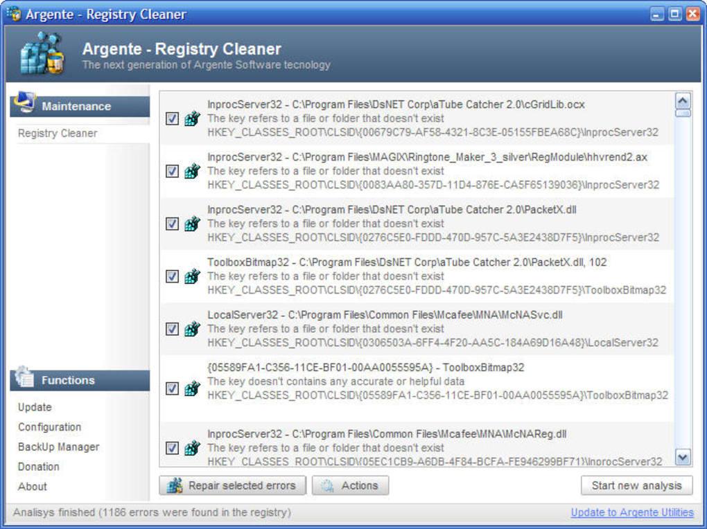 registry repair free license key